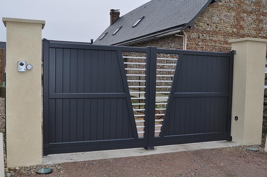 Comment le portail électrique peut vous protéger contre les cambriolages ?